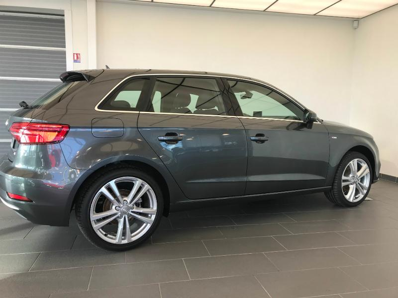 audi a3 sportback 2 0 tdi 150ch s line diesel occasion ref 122 audexia seat. Black Bedroom Furniture Sets. Home Design Ideas