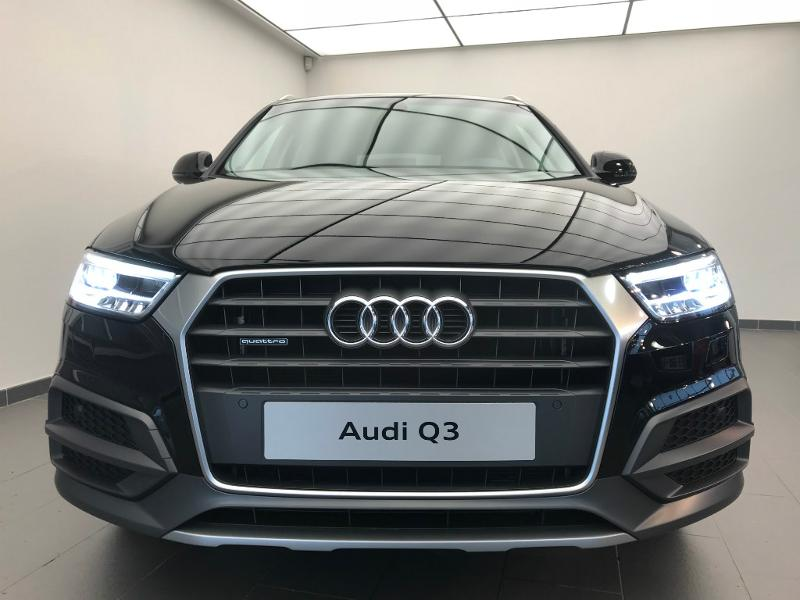 audi q3 2 0 tdi 184ch ambition luxe quattro s tronic 7 diesel occasion ref 127 audexia seat. Black Bedroom Furniture Sets. Home Design Ideas